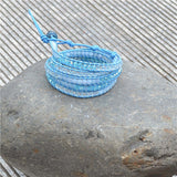TURQUOISE ROUNDED CHARM
