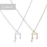 Libra Zodiac Sign Astrology Star Sign Constellation Necklace