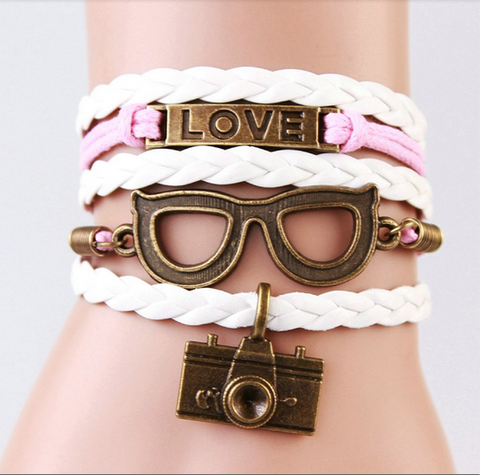 LOVE CAMERA EYE GLASSES
