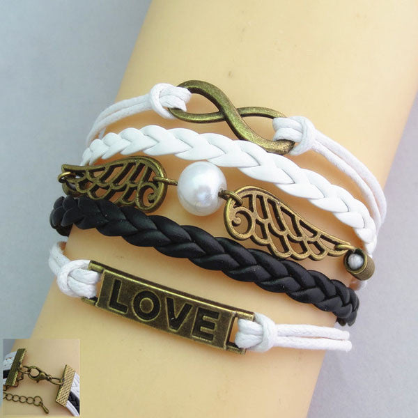 LOVE ANGEL ARMS PEARL INFINITY