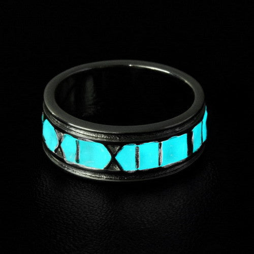 GLOW IN THE DARK CLASSIC LUMINOUS RING FOR WOMEN