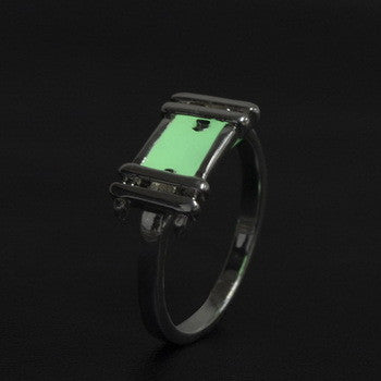 CLASSIC GLOW IN THE DARK WOMEN RING