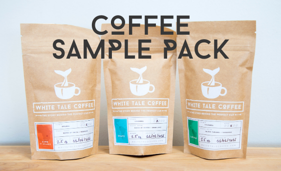 White Tale Coffee Sample Pack