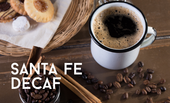 Santa Fe Organic Decaf Coffee