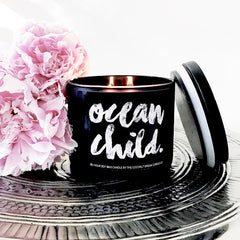 SALTED CARAMEL - The Coconut Dream Candle Co