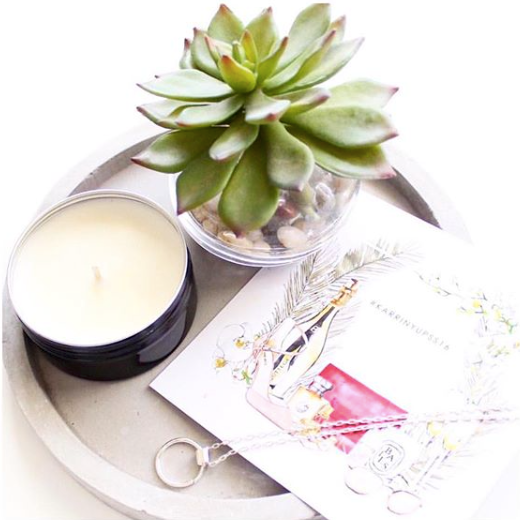 WATERMELON & LIME - The Coconut Dream Candle Co