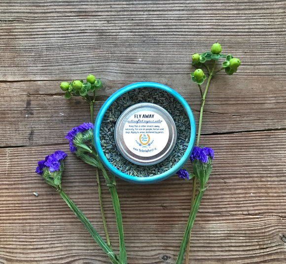 Fly Away Organic Salve