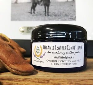 Organic Leather Conditioner