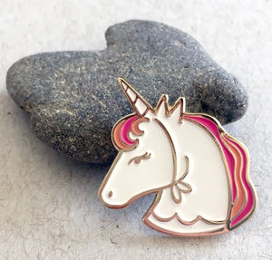 Life of the Party Unicorn Pin
