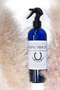Coat Conditioning Spray- Shine Bright for Horses and Dogs