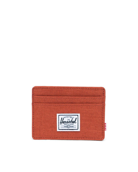 CHARLIE WALLET (picante crosshatch)