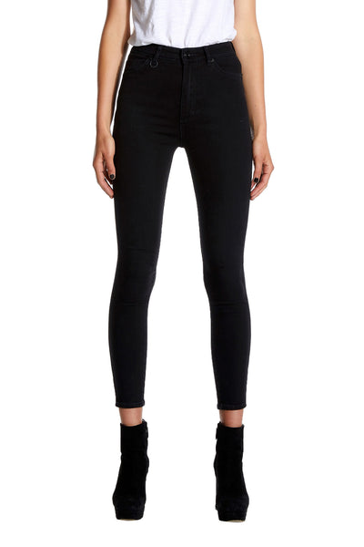 MARILYN SKINNY (Black Silk)