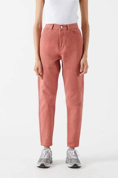 NORA JEANS (Terracotta)