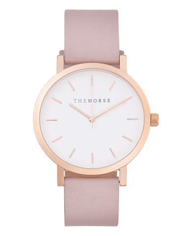 ORIGINAL WATCH (A14- polished rose gold / blush)