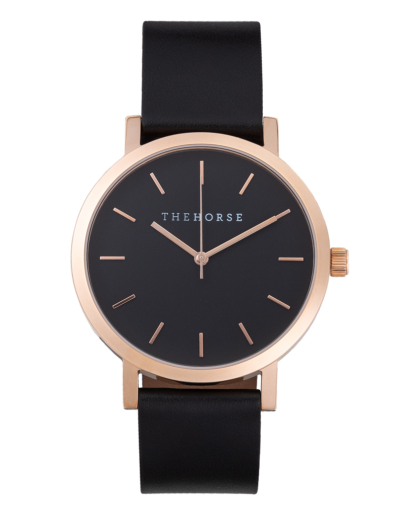 ORIGINAL WATCH (rose gold / black)