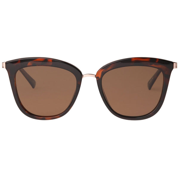 CALIENTE SUNGLASSES (Tort/Rose Gold)