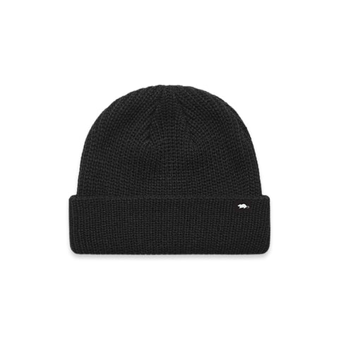 RATCHET CABLE BEANIE (Black)