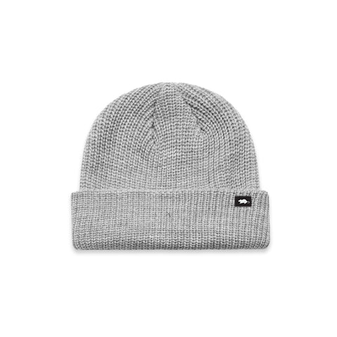 RATCHET CABLE BEANIE (Grey)