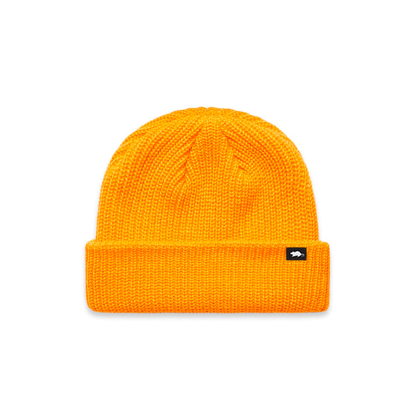 RATCHET CABLE BEANIE (Gold)