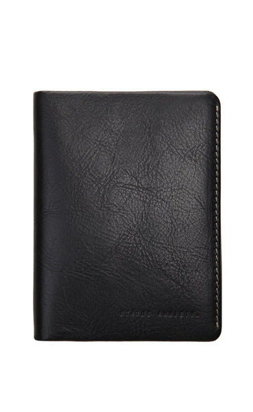 CONQUEST PASSPORT BLACK WALLET