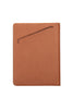 CONQUEST PASSPORT TAN WALLET