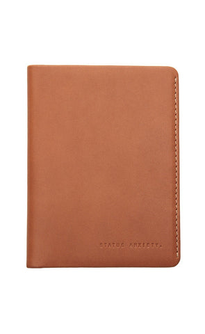 CONQUEST PASSPORT CAMEL WALLET