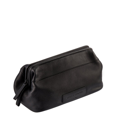 LIABILITY TOILETRIES BAG BLACK