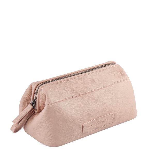 LIABILITY TOILETRIES BAG DUSTY PINK