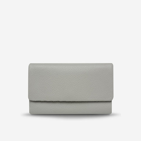 AUDREY NEW WALLET (Grey)