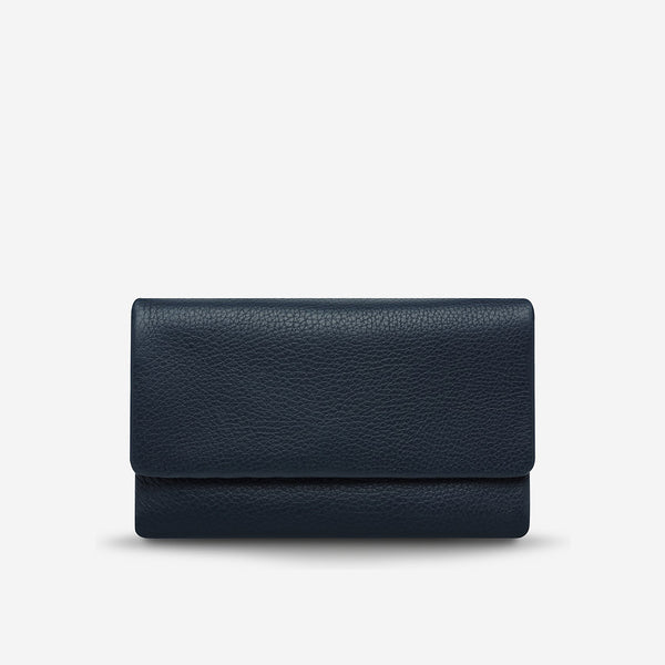 AUDREY NEW WALLET (Navy)