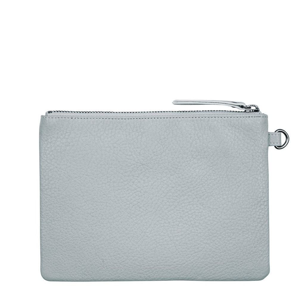 FIXATION ARCTIC GREY WALLET