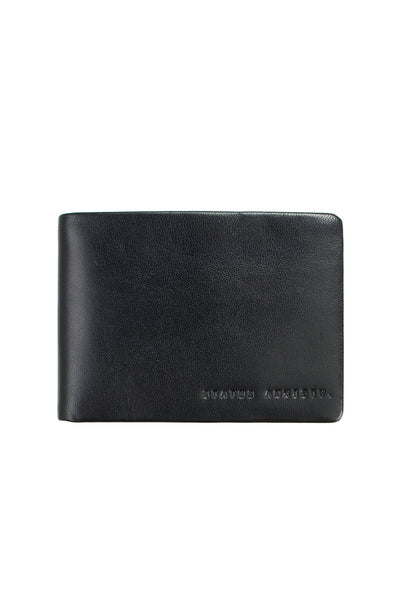 JONAH BLACK WALLET - The Meadow Bendigo - status anxiety - wallets online fashion boutique - 1