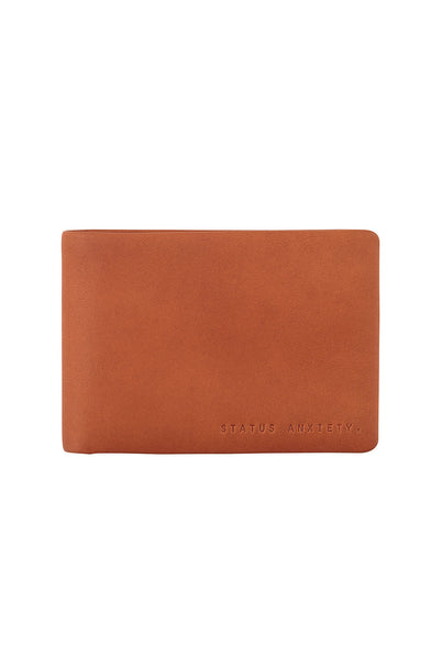 JONAH TAN WALLET - The Meadow Bendigo - status anxiety - wallets online fashion boutique - 1