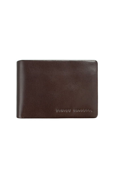 JONAH BROWN WALLET - The Meadow Bendigo - status anxiety - wallets online fashion boutique - 1