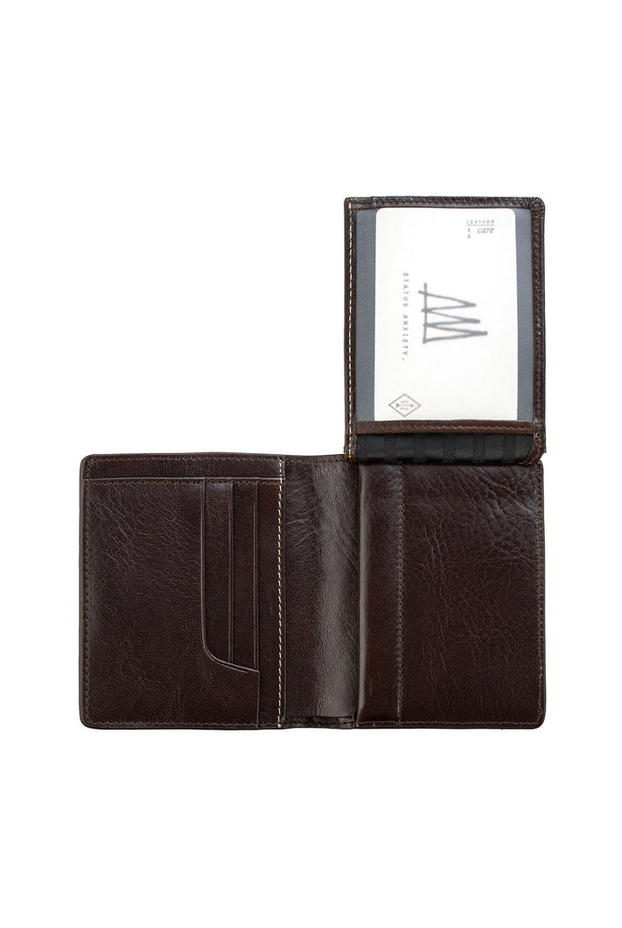 NATHANIEL BROWN WALLET - The Meadow Bendigo - status anxiety - wallets online fashion boutique - 2