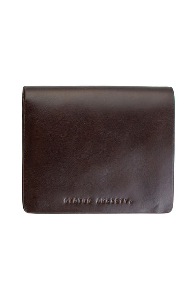 NATHANIEL BROWN WALLET - The Meadow Bendigo - status anxiety - wallets online fashion boutique - 1