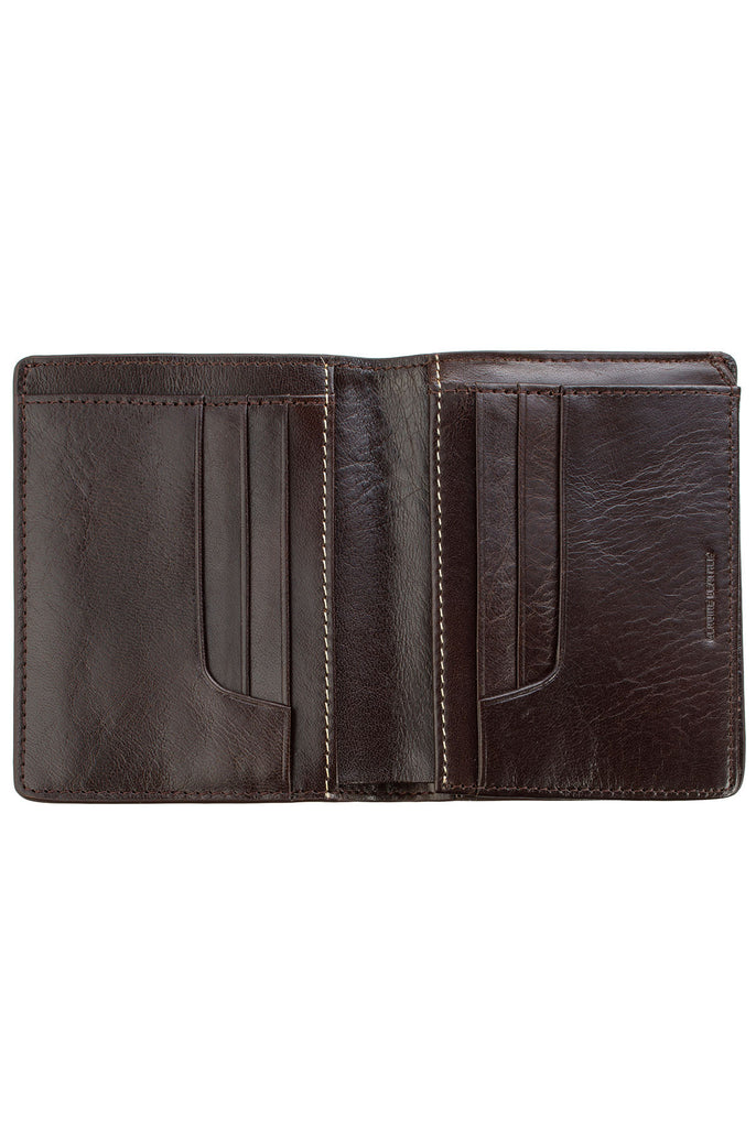 NATHANIEL BROWN WALLET - The Meadow Bendigo - status anxiety - wallets online fashion boutique - 3