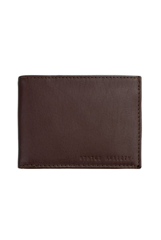 NOAH CHOCOLATE WALLET