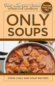 Only Soups | Ebook