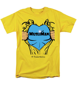 MusliMan - Men's T-Shirt (Regular Fit)