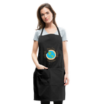 Load image into Gallery viewer, MomLife Apron - black