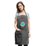 Load image into Gallery viewer, MomLife Apron - charcoal