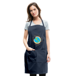 Load image into Gallery viewer, MomLife Apron - navy