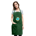 Load image into Gallery viewer, MomLife Apron - forest green