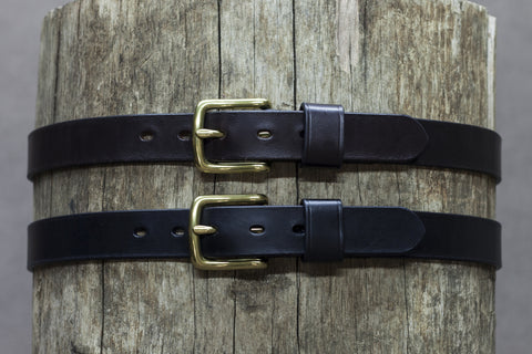 Leather Rally Belt 30mm