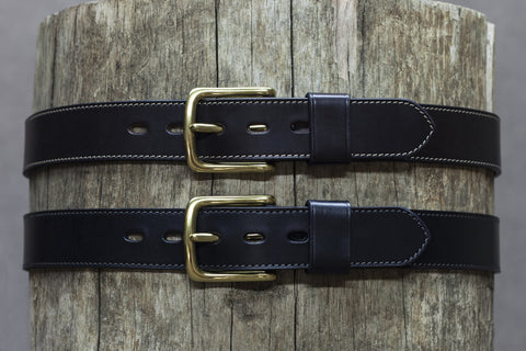 Leather Golf Belt 37mm