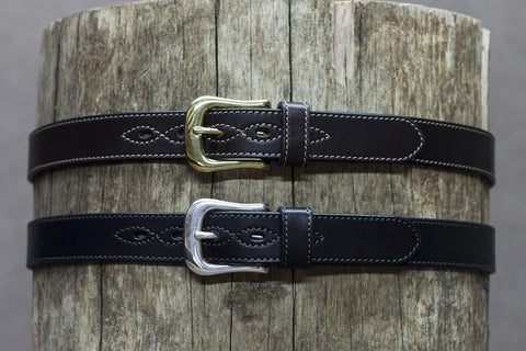 Leather Heritage Belt 30mm