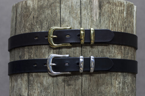 Leather Flair Belt 30mm