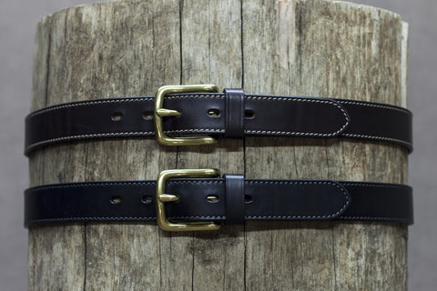 Leather Country Lane Belt 30mm