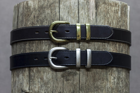 Leather Williams Belt 35mm